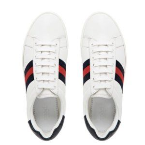 Seed Heritage Perry Leather Sneakers Ace 38 8